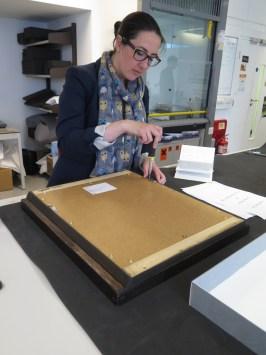 Elizabeth Jowett at The John Rylands Library