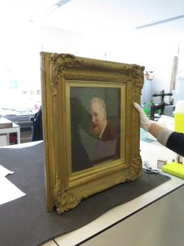 Portrait of Walter Llewellyn Bullock