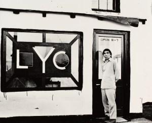 Li Yuan-chia outside The LYC Museum.