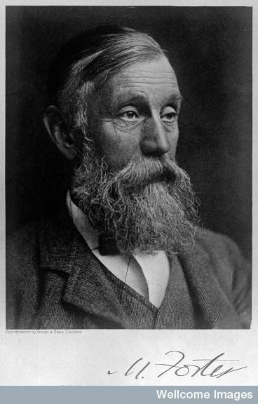 M0009822 Caricature portrait of Sir James Crichton-Browne