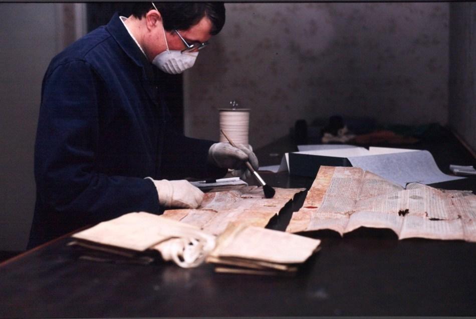 John Hodgson cleaning docs