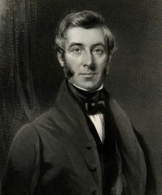 Henry Ashworth portrait
