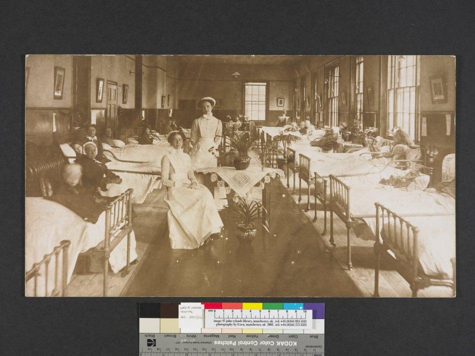 Chorlton Hospital Ward
