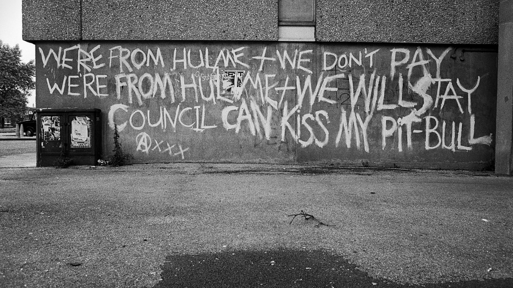 We're from Hulme Graffiti