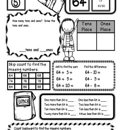 Camping Theme Worksheets For 2nd Grade   Printable Worksheets and  Activities for Teachers [ 2560 x 1663 Pixel ]