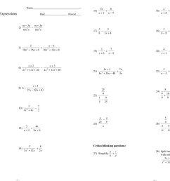 Multiplying With Exponents Worksheets   Printable Worksheets and Activities  for Teachers [ 1656 x 2560 Pixel ]