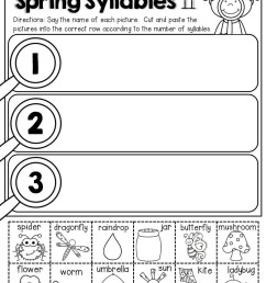 Open Closed Syllable Worksheet   Printable Worksheets and Activities for  Teachers [ 1325 x 1024 Pixel ]
