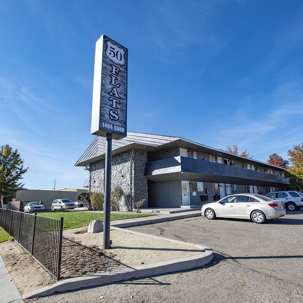 Fifty Flats   Carson City Nevada Apartments