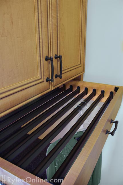 Table Cloth Storage  Newburgh NY  Rylex Custom Cabinetry