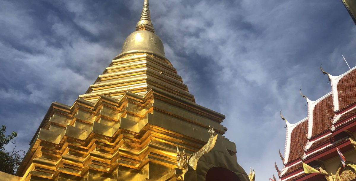 What's Chiang Mai Really Like? Wat Phra Singh & Chedi Luang