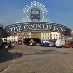 All aboard the Country Bus