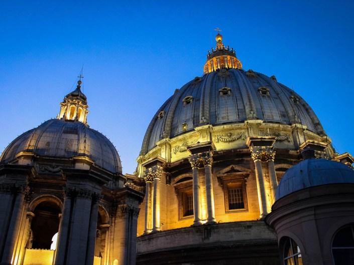 Vatican Domes