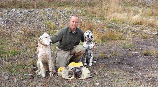 Meet Breeder Member: Parker Hollow English Setters, Chuck Robinson
