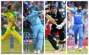 ICC One Day International World Cup Finals guide