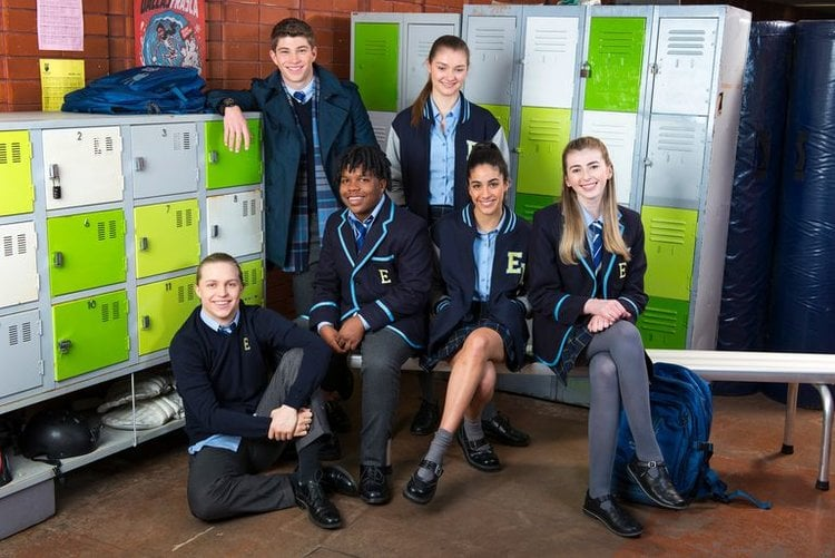 Neighbours announces Erinsborough High spin off Web series