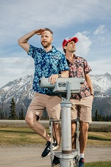 Hamish and Andy's Perfect Holiday to Screen Sundays on Nine