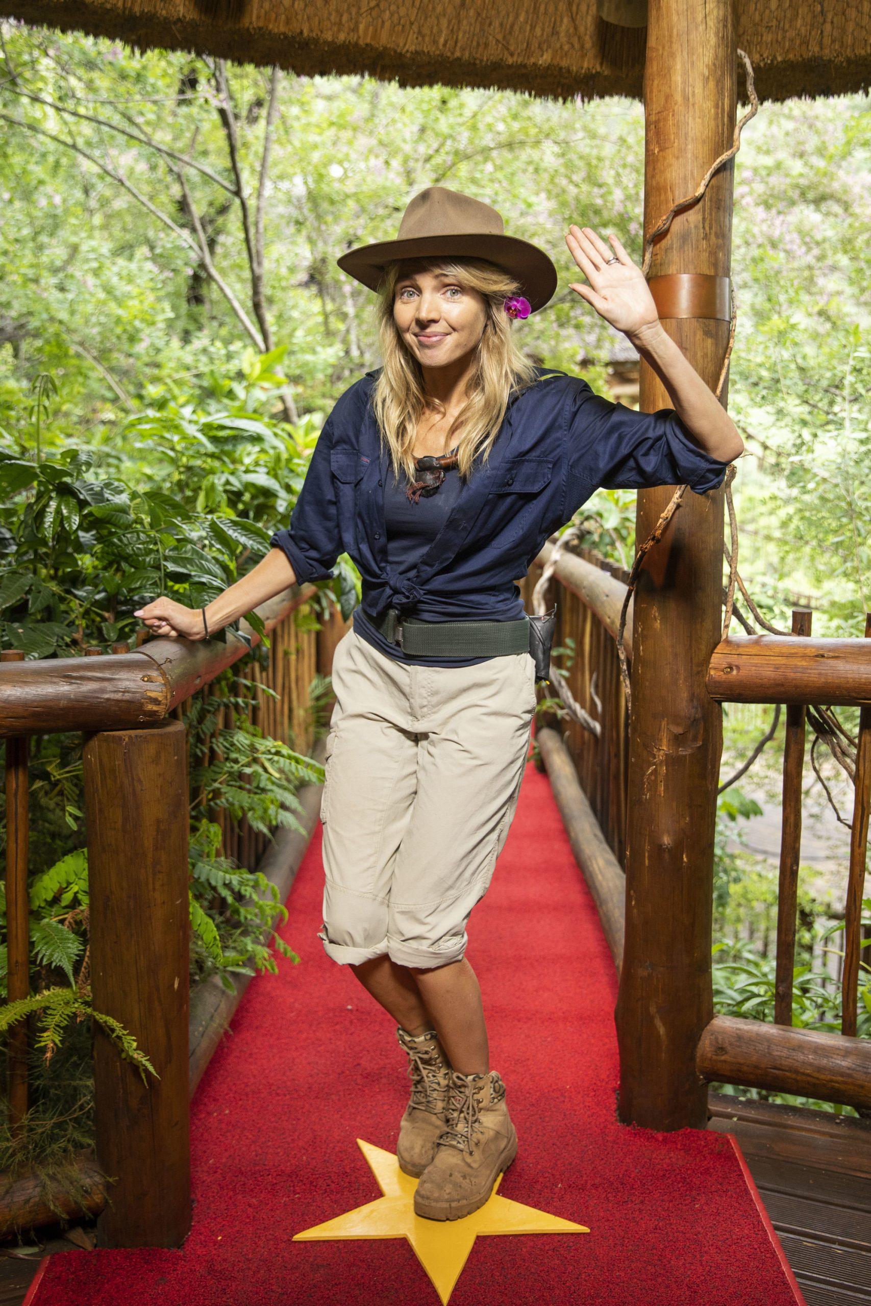 Nikki Osborne Farewells The Jungle.