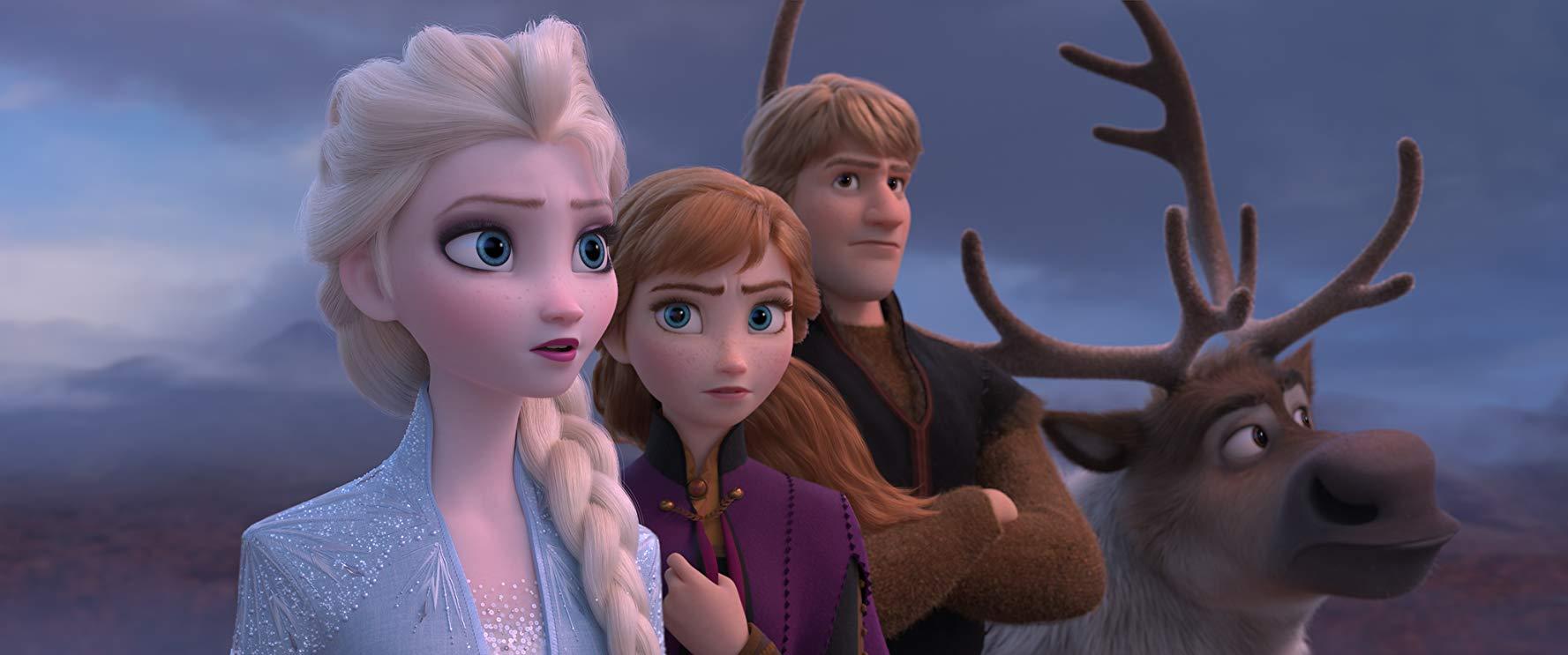 Frozen 2 to drop early on Disney +
