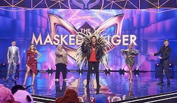 The Echidna revealed as The Masked Singer kicks off