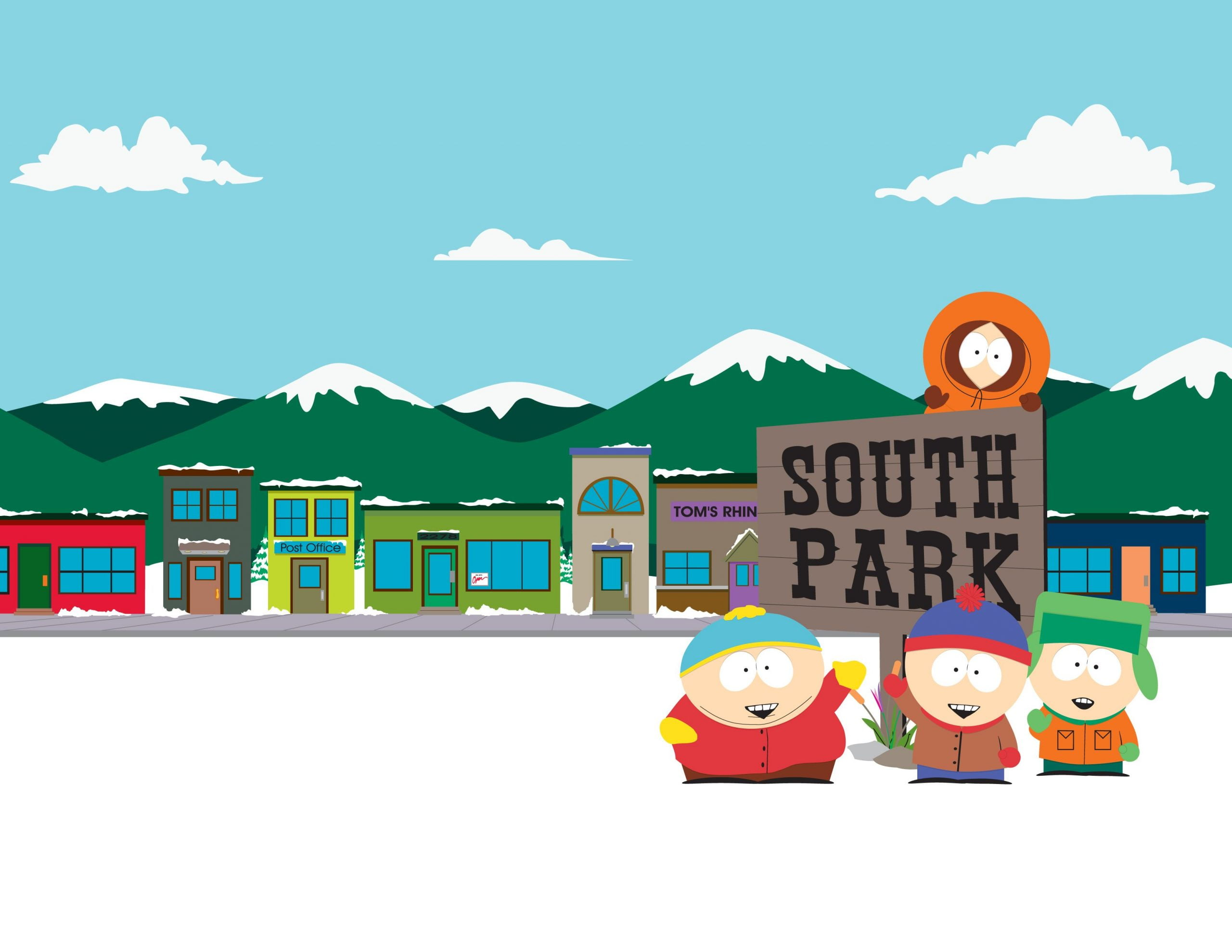 South Park. The Pandemic Special, Fast-Tracked To 10 Shake