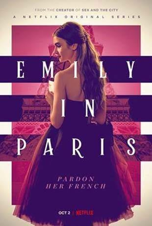 Emily in Paris gets an October premiere on Netflix