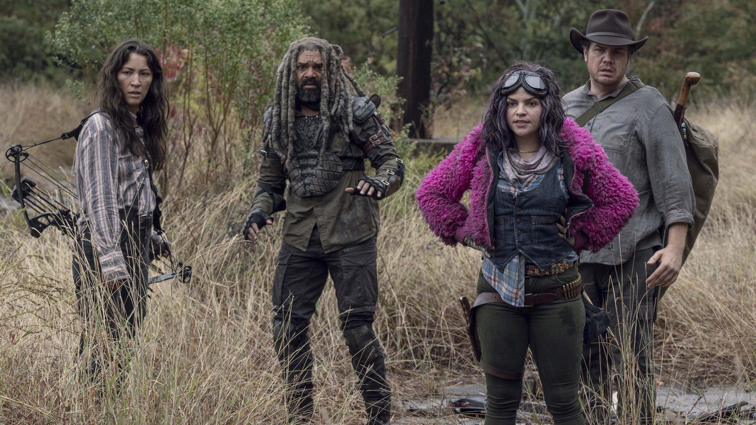 The Walking Dead, will premiere on Binge in March.