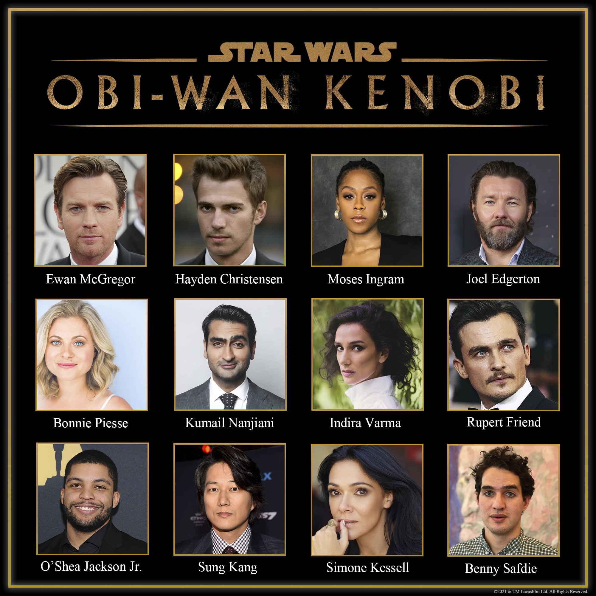 Obi-Wan Kenobi To Begin Production