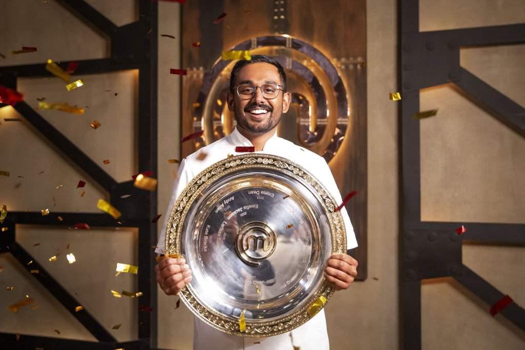 Justin Narayan Wins MasterChef Australia