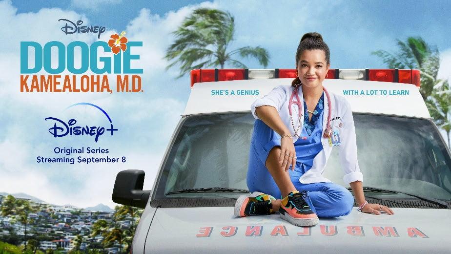 Doogie Kamealoha, M.D gets September premiere on Disney+