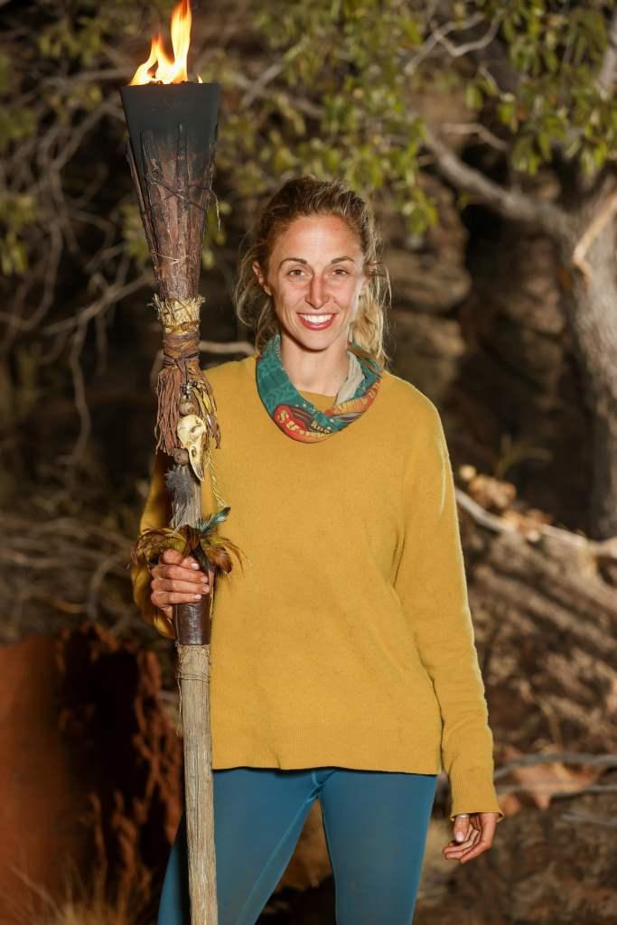 Hayley Wins  Australian Survivor: Brains V Brawn