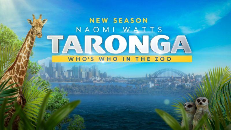 Taronga: Who's Who in the Zoo returns next week