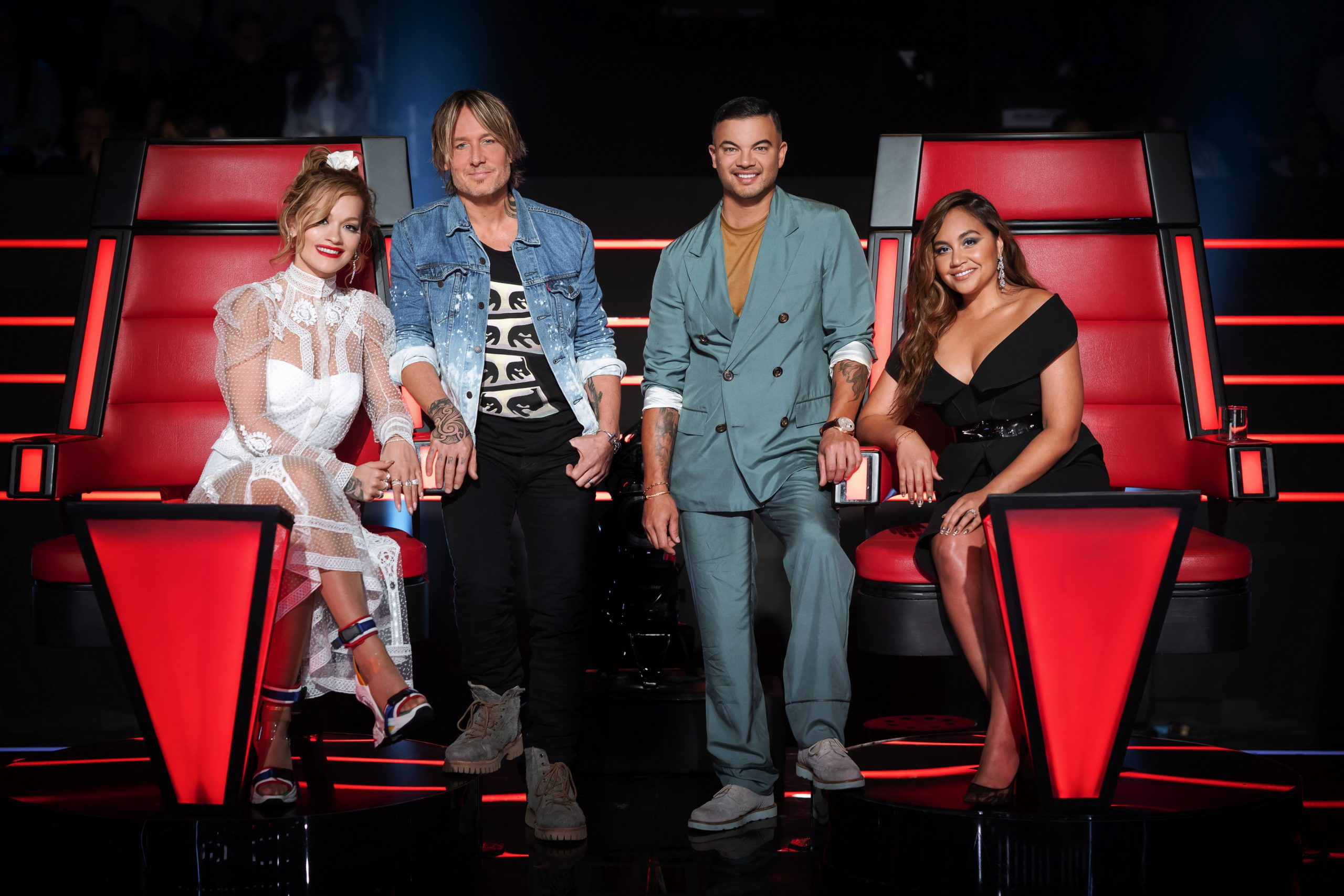 Superstar Coaches return to The Voice in 2022