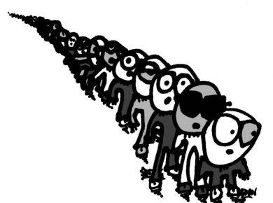 parade cartoon