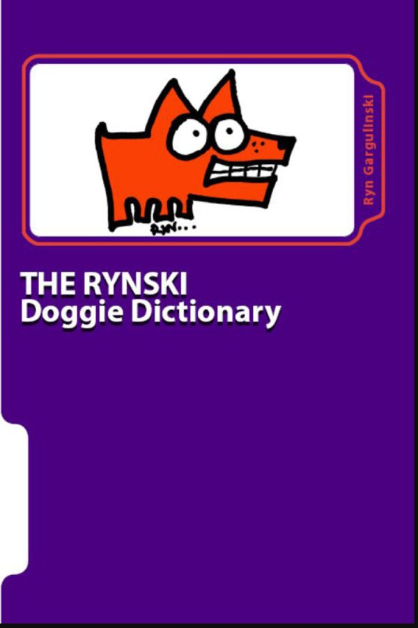cartoon dog dictionary