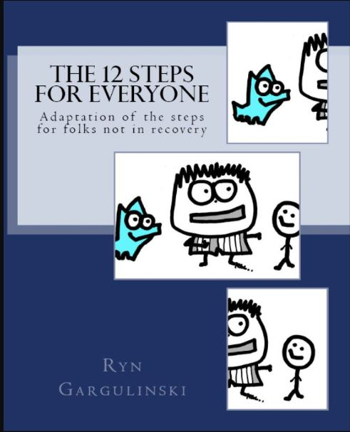 12 steps for everyone rynski book cover