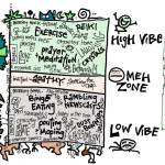 Boost your vibrational frequency for a high vibe life