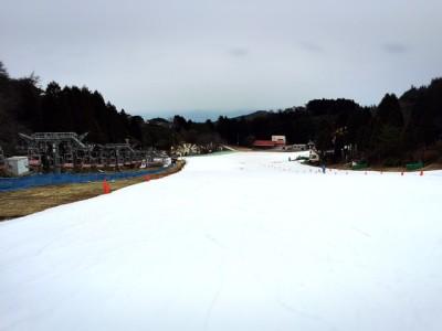 六甲山スノーパークゲレンデ画像1