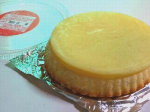 観音屋チーズケーキ画像