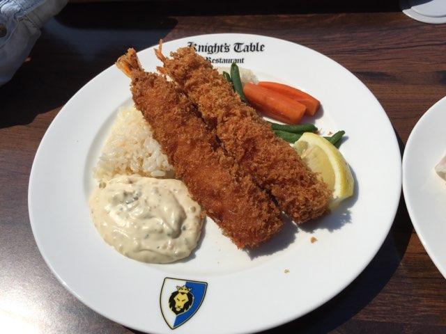 レゴランド名古屋食事3