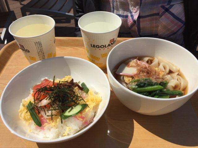 レゴランド名古屋食事4