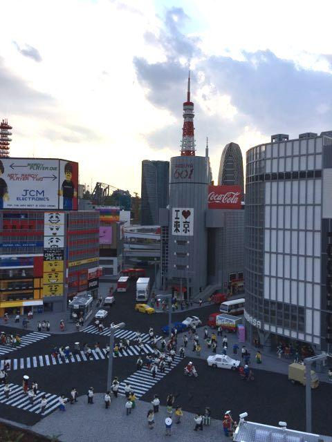 レゴランド名古屋渋谷