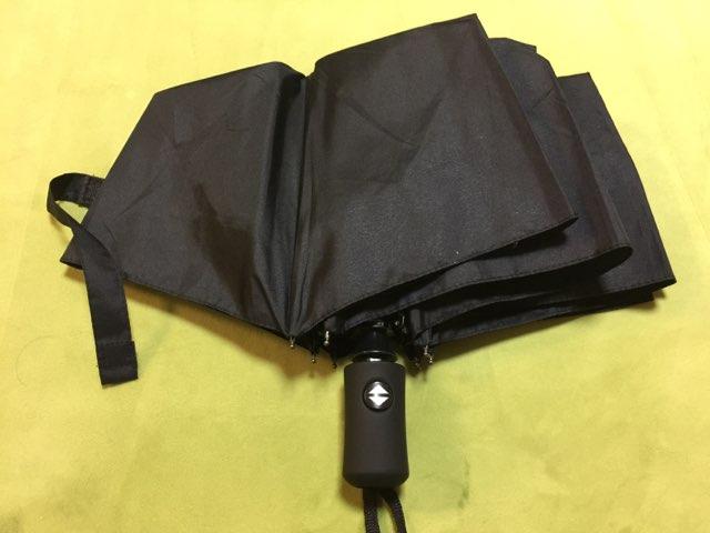 自動開閉折りたたみ傘3