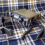 FT-818ND弄り … OD塗装カバー&リチウムバッテリー