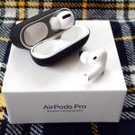 [Mac/iPad/iPhone] AirPods Pro到着♪