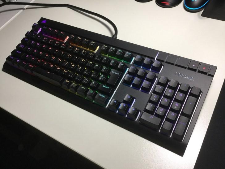 STRAFE RGB MX Silent 外観