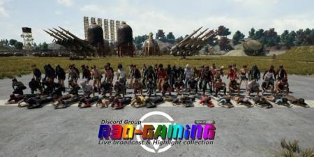 【PC】PUBGフレンド探しは、750人所属の「R30-GAMiNG」がおすすめ!