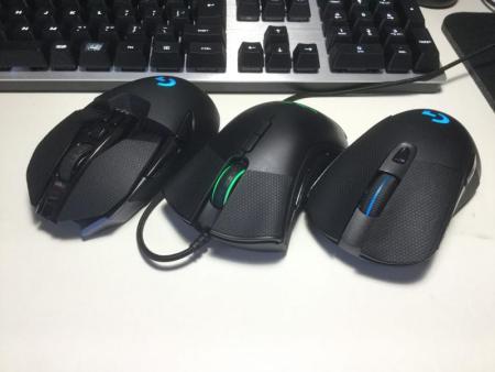 マウスのグリップ力向上!おすすめシールの紹介「Hotline Games」