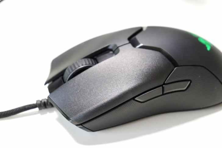 Razer VIPER クリック