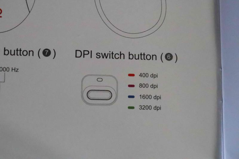 DPI変更ボタンの説明書