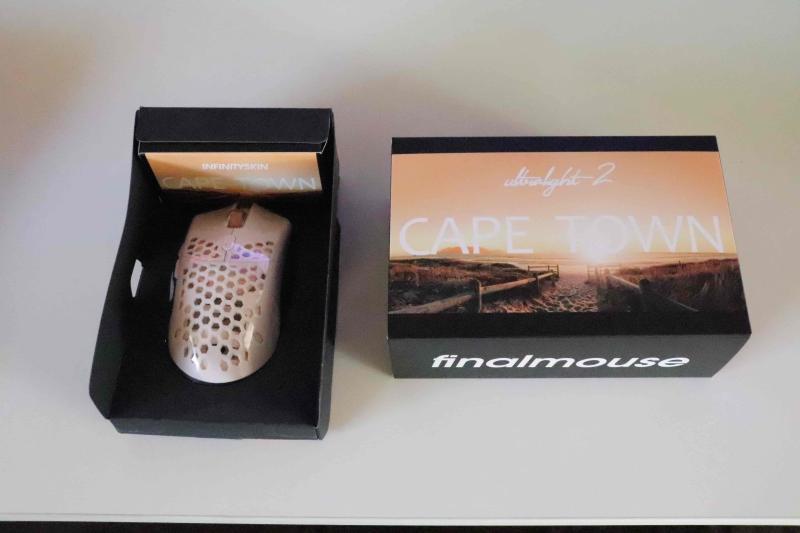 「Ultralight 2」の外観 箱デザイン